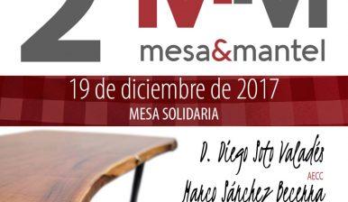 Mesa&Mantel solidario: AECC y ELA