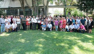 VitalAire reconoce la labor de 16 asociaciones de pacientes respiratorios