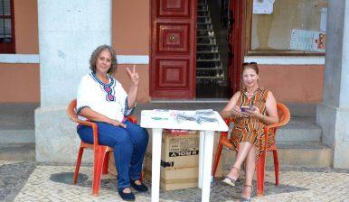HOY - ELA Extremadura recaudó 1.400 euros con la venta del libro de las Ferias de San Ginés 2018