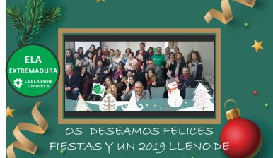 Os deseamos Felices Fiestas y un 2019 lleno de Buenas Noticias