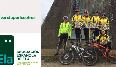¡¡ Camino de Santiago Sanabrés a favor de la ELA !!